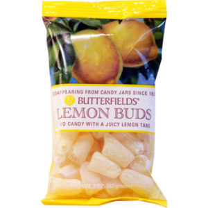 2oz Lemon candies